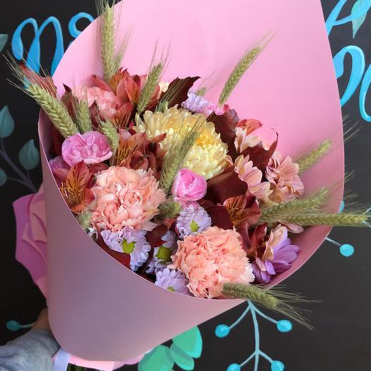 Букет Нормандия: букеты цветов на заказ Flowwow