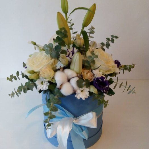 Осенний вечер : букеты цветов на заказ Flowwow