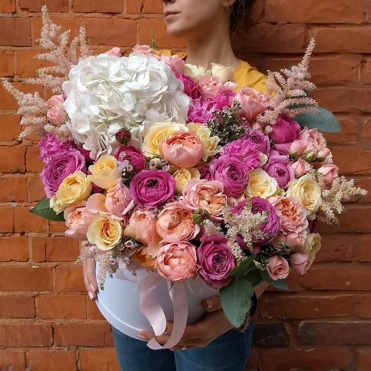 El paradiso: букеты цветов на заказ Flowwow