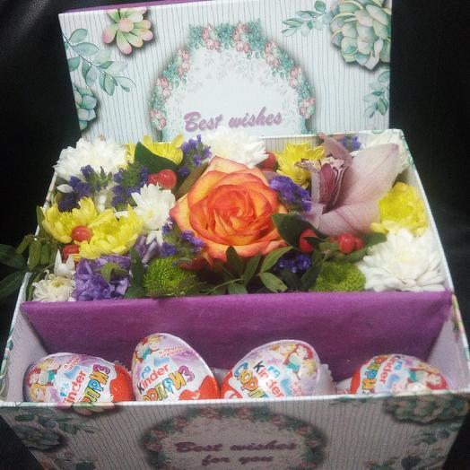 Доставка цветов омск маяковского