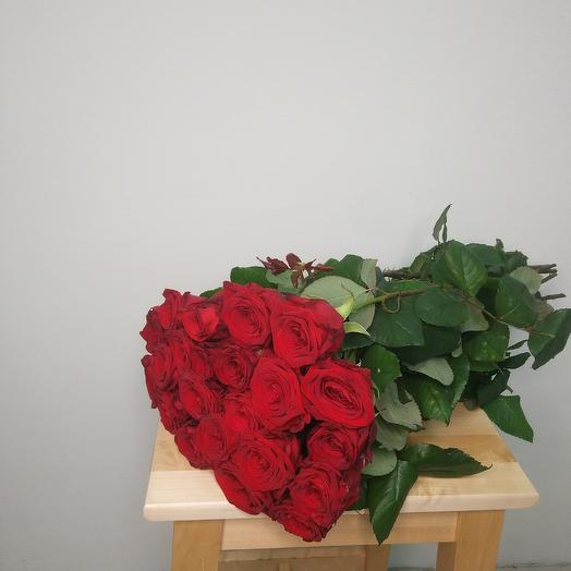 «Признание»: букеты цветов на заказ Flowwow