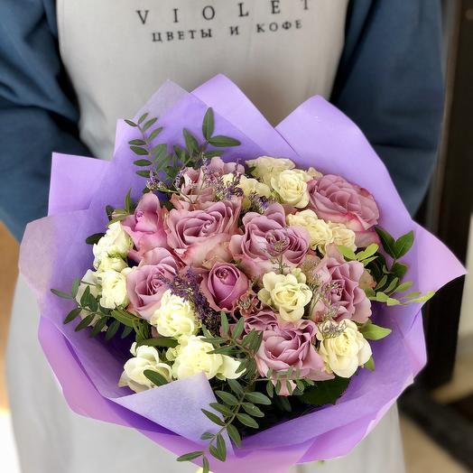 Букет Барселона: букеты цветов на заказ Flowwow