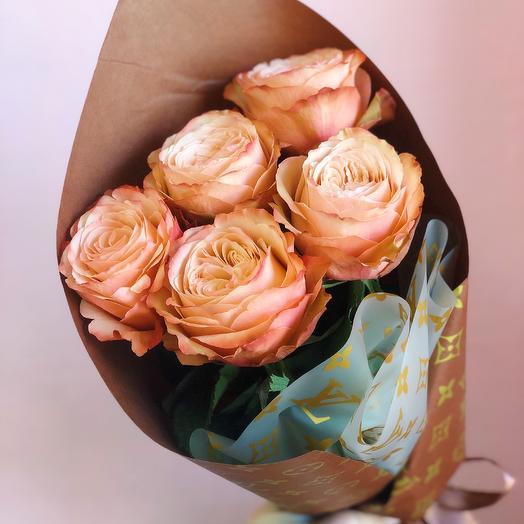 Букет 166: букеты цветов на заказ Flowwow