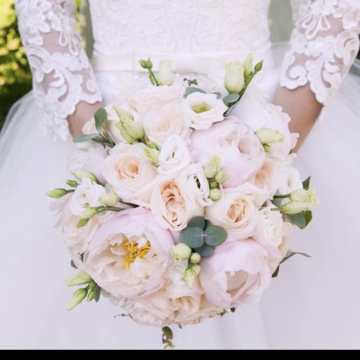 Букет невесты Вайт О Хара