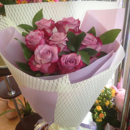 Мороженко: букеты цветов на заказ Flowwow