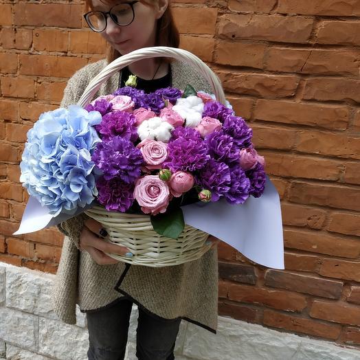 Цвет настроения: букеты цветов на заказ Flowwow