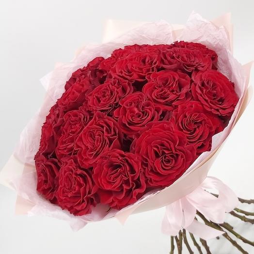 Люблю всем сердцем: букеты цветов на заказ Flowwow