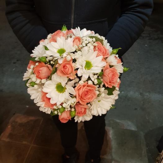 Свадебный букет 2