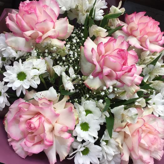 Bouquet 4: букеты цветов на заказ Flowwow