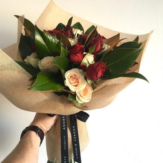 Isabel Bouquet: букеты цветов на заказ Flowwow
