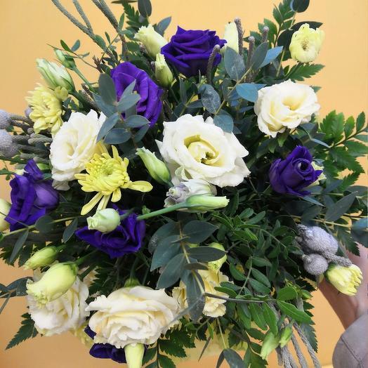 Цветочница: букеты цветов на заказ Flowwow