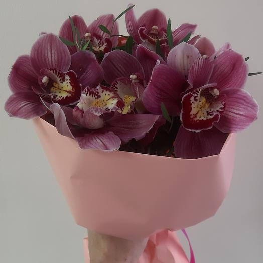 Для ценителей: букеты цветов на заказ Flowwow