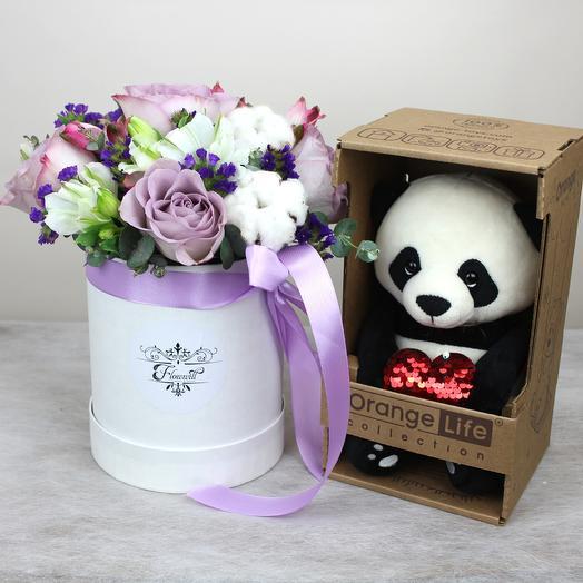 Облачко 2: букеты цветов на заказ Flowwow