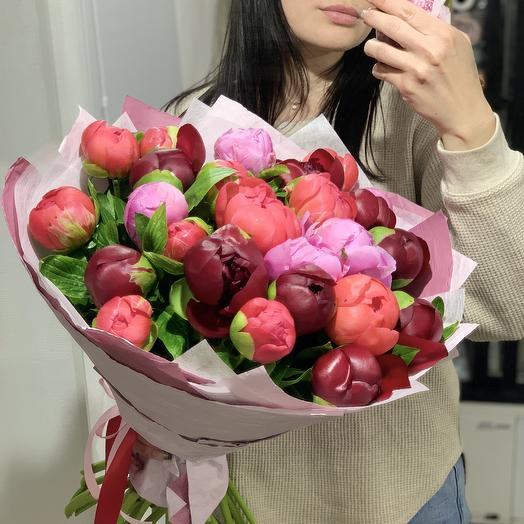Селфи 8: букеты цветов на заказ Flowwow