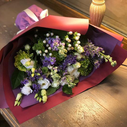 """Букет цветов """"Вкус настроения"""""""