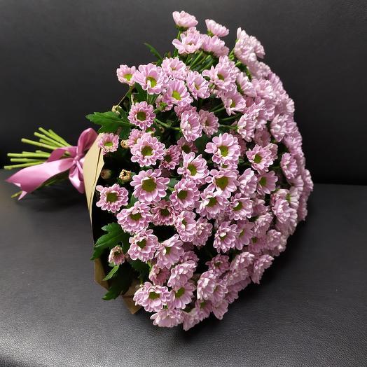 Сиреневые грёзы: букеты цветов на заказ Flowwow