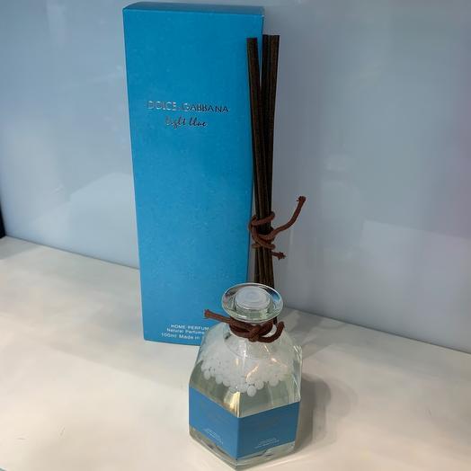 Диффузор для дома c палoчками 100 ml. Dolce Gabbana Light Blue
