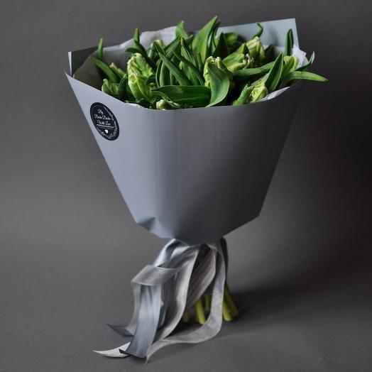 Тюльпаны «Пэррот» 15 шт