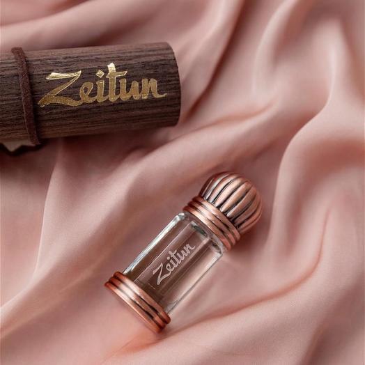 Масляные духи Zeitun с Дамасской розой