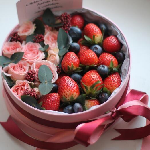 Набор цветы и ягоды 🍓