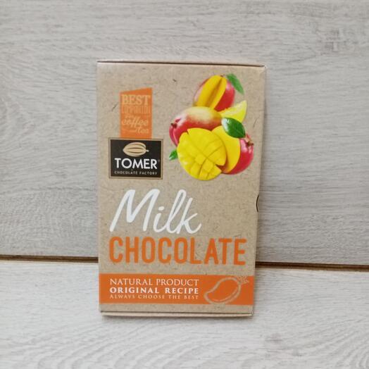 Шоколад с манго
