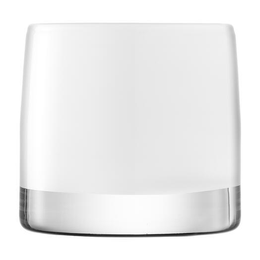 Подсвечник для чайной свечи light colour 8,5 см белый  LSA International G368-08-391
