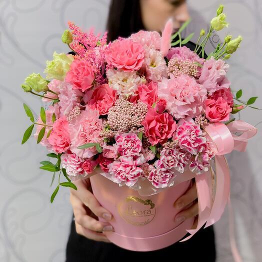 Нежность в розовых оттенках для принцессы
