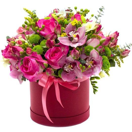 Букет № 93 Рунель: букеты цветов на заказ Flowwow