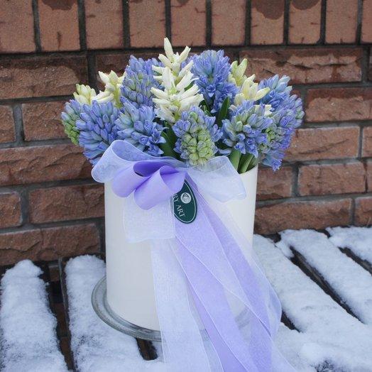 Благоухающая весна: букеты цветов на заказ Flowwow