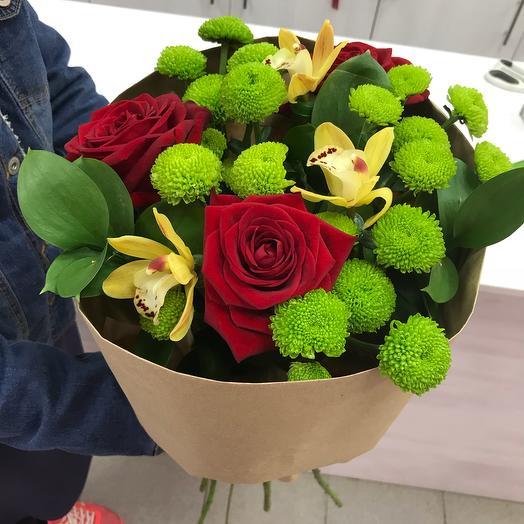 Сочный : букеты цветов на заказ Flowwow