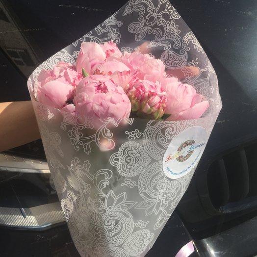 Моя Миледи: букеты цветов на заказ Flowwow