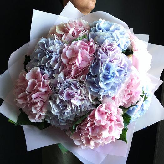 Огромная зефирка: букеты цветов на заказ Flowwow