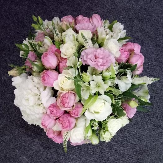 Нежная история: букеты цветов на заказ Flowwow