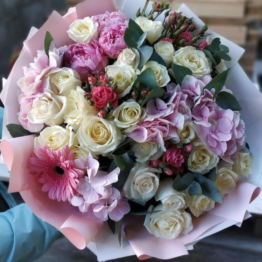 Малифисента: букеты цветов на заказ Flowwow