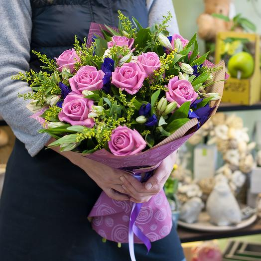 "Букет цветов ""Флорида"": букеты цветов на заказ Flowwow"