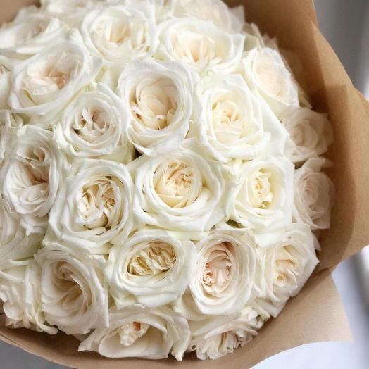 Зефир: букеты цветов на заказ Flowwow