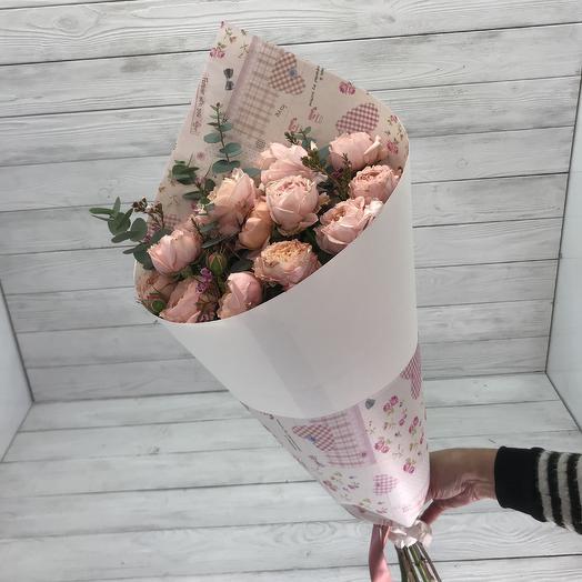 Букет Джульетта: букеты цветов на заказ Flowwow