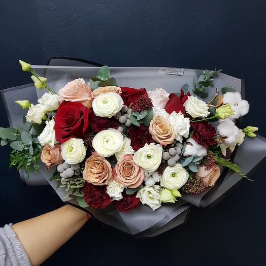 Превосходный: букеты цветов на заказ Flowwow