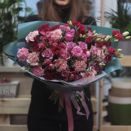 Высший класс: букеты цветов на заказ Flowwow