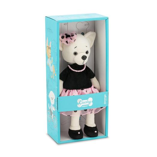 Коллекционная игрушка Lucky Doggy Бусинка: букеты цветов на заказ Flowwow