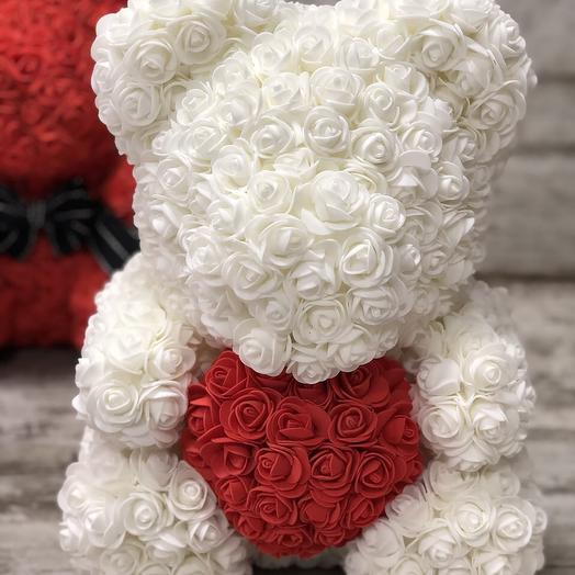 Мишка 1: букеты цветов на заказ Flowwow