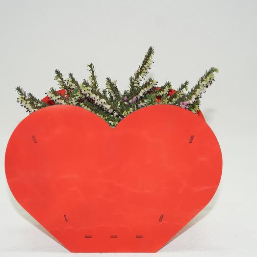 Эрика Крамерс Рот: букеты цветов на заказ Flowwow