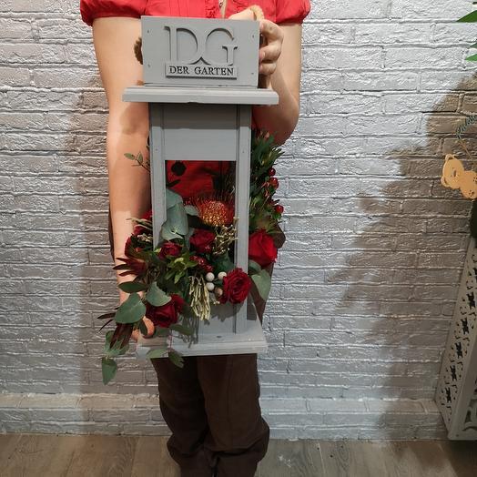 Мужская интуиция: букеты цветов на заказ Flowwow