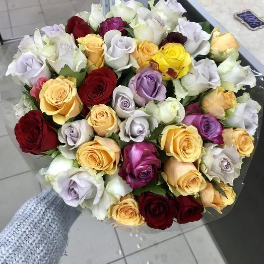 Букет «Про нежность»: букеты цветов на заказ Flowwow