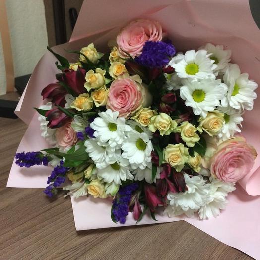 Тайная мечта: букеты цветов на заказ Flowwow