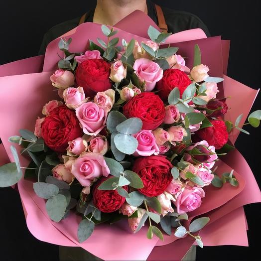 Букет - 13: букеты цветов на заказ Flowwow