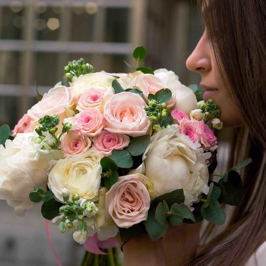 """Букет невесты """"Страсть"""": букеты цветов на заказ Flowwow"""