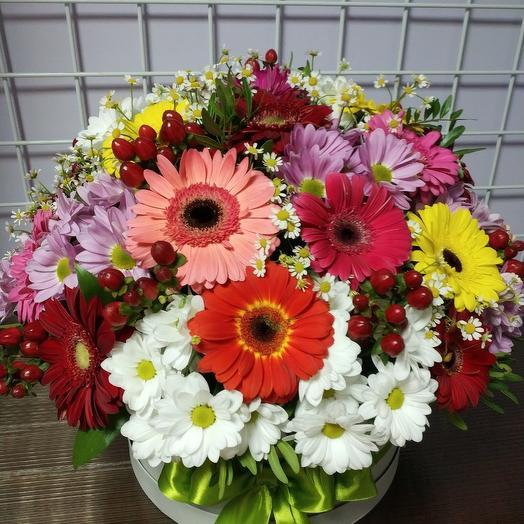 Весенняя сказка: букеты цветов на заказ Flowwow