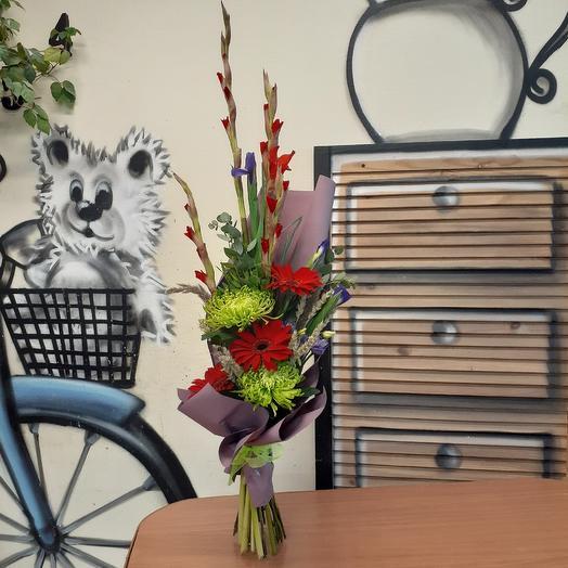 Бархатный поцелуй: букеты цветов на заказ Flowwow