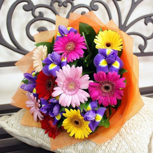 Для мамы 12: букеты цветов на заказ Flowwow